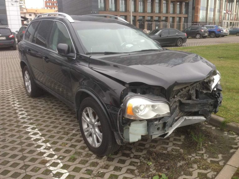 Выкуп Volvo ХС90