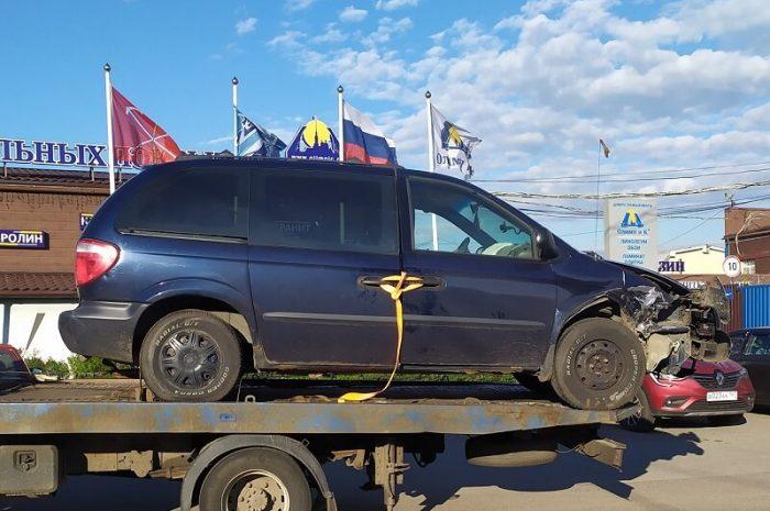 Dodge Caravan (1)